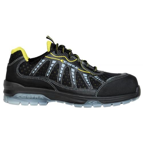 Cofra Miro Black Safety Shoe