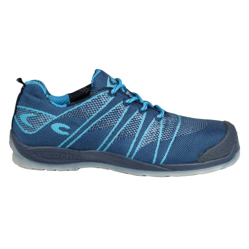 Cofra Majorana Black Safety Shoe