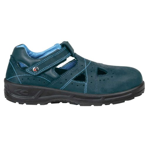 Cofra Liz Blue Safety Sandal