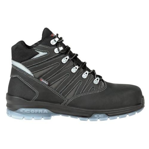 Cofra Rock Black Safety Boot