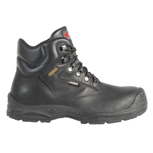 Cofra Hurricane Black Safety Boots
