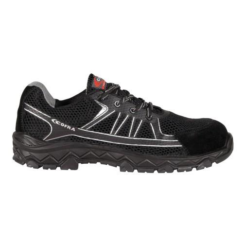 Cofra Trapezius Black Safety Shoe