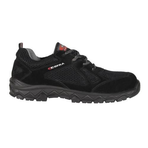 Cofra Balancer Black Safety Shoe