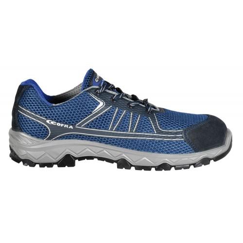 Cofra Trapezius Blue Safety Shoe