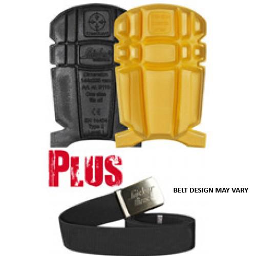 Snickers 9110 Knee Pads + PTD Belt 9110