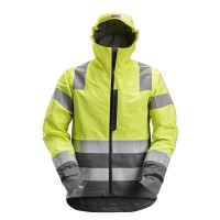 Snickers 1330 AllroundWork Hi-Vis Shell Jacket CL3