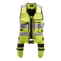 Snickers 4230 AllroundWork, High-Vis Toolvest
