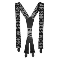 Snickers 9064 Logo Braces