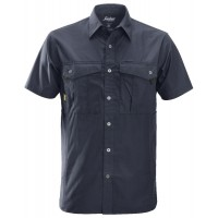 Snickers 8506 Rip Stop Shirt, Snickers Short Sleeve Shirt
