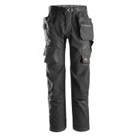 Snickers 6923 FlexiWork Floorlayer Work Trousers+ Holster Pockets