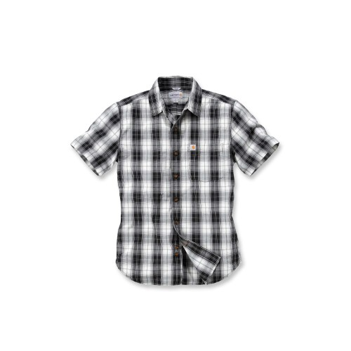 Carhartt Slim Fit Plaid Shirt S/S
