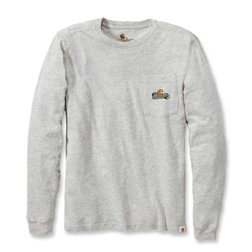 Carhartt Woodsman Graphic T-Shirt L/S