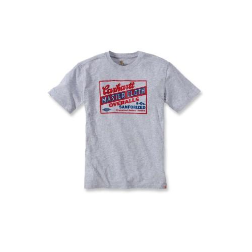 Carhartt Master Cloth Graphic T-Shirt S/S