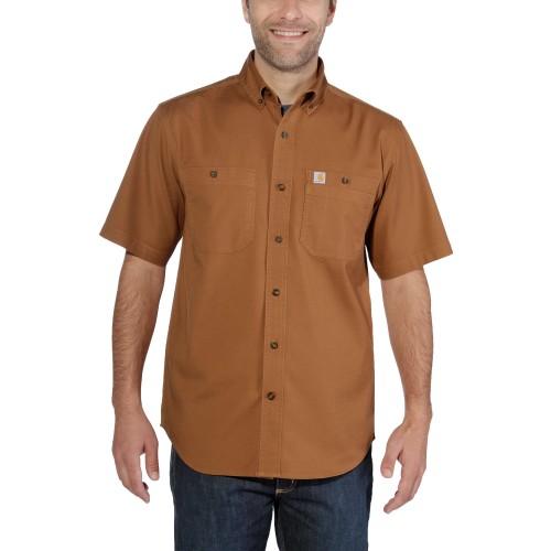 Carhartt Lw Rigby Solid S/S Shirt