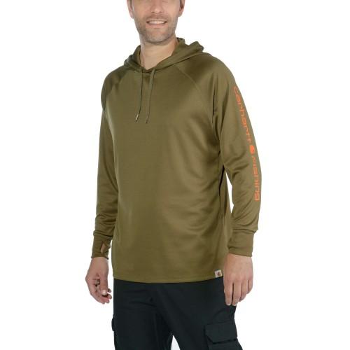 Carhartt Fishing Hooded T-Shirt L/S