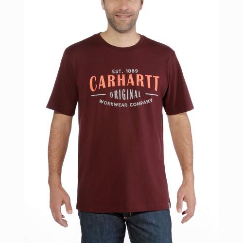 Carhartt Workwear Graphic S/S T-Shirt