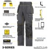 Snickers 2 x 3223 New Floor Layers Inc A PTD Belt Trousers
