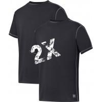 Snickers 2508 x 2 AVS T-Shirt