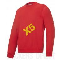 Snickers 2810 x 5 Clasic Sweatshirt