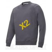 Snickers 2812 x 2 Heavy Sweatshirt