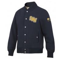 Snickers 2832 Ruffwork Pile Sweatshirt Jacket