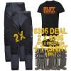 Snickers 6305 Kit3 Ruffwork Denim Trousers