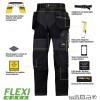 Snickers Flexiwork Ripstop Holster Trousers 6902