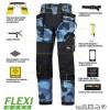 Snickers 6902 Kit1 Flexiwork Ripstop Holster Trousers