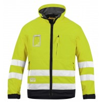 Snickers Workwear 1133 High-Vis Winter Jacket Class 3