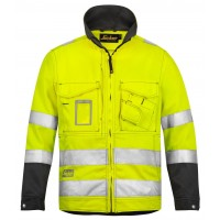Snickers Workwear 1633 High-Vis Jacket Class 3