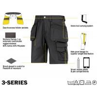 Snickers Workwear 3014 Craftsmen Shorts Canvas+
