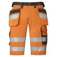 Snickers Workwear 3033 High Visibility Work Shorts