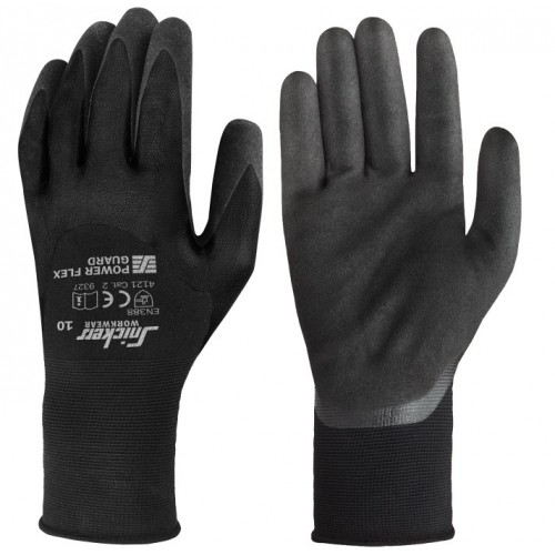 Snickers 9327 Power Flex Guard Gloves