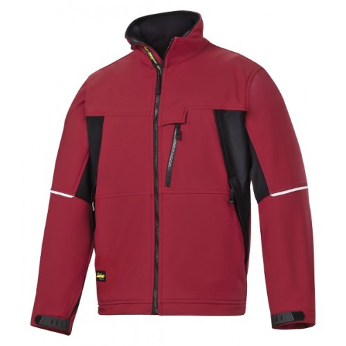 Snickers 1212 Soft Shell Jacket Chili