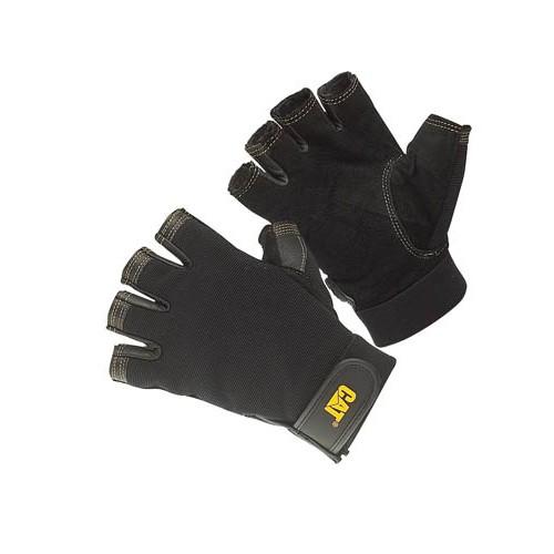CAT 12202 Fingerless Gloves, CAT Gloves
