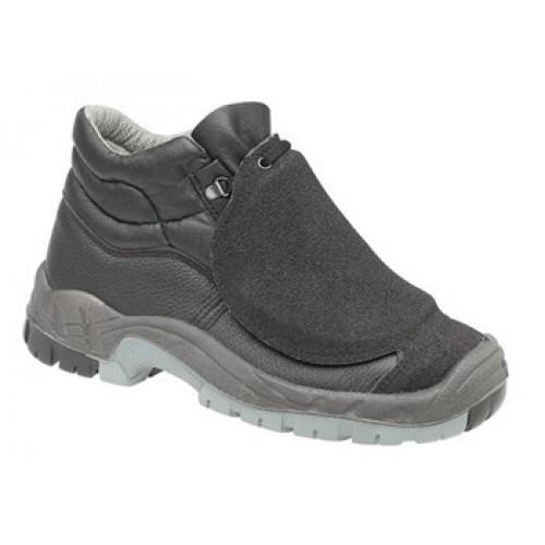 Amblers FS127 Black Metatarsal Safety Boots