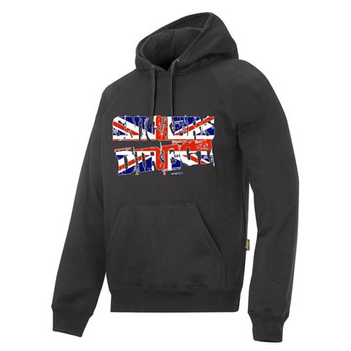 Snickers 2800 Hoodie With Your Flag