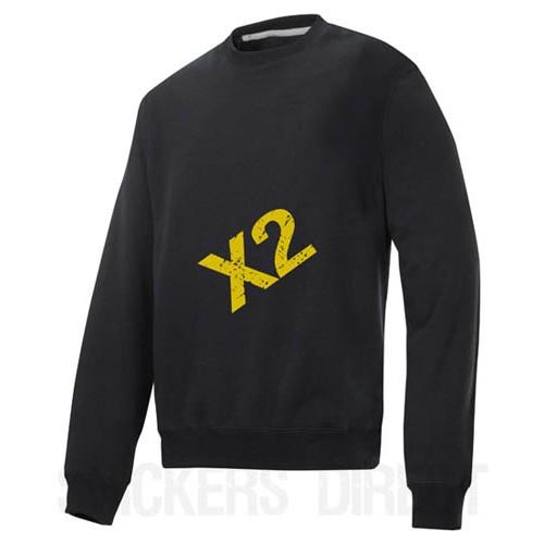 Snickers Workwear 2810 x 2 Classic Sweatshirt, Snickers Workwear Clasic Sweatshirt