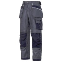 Snickers 3212 3-Series Trousers Muted Navy LIMITED STOCK