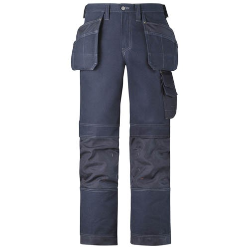 Snickers Workwear 3215 Comfort Cotton Workwear Trousers, Snickers Trousers
