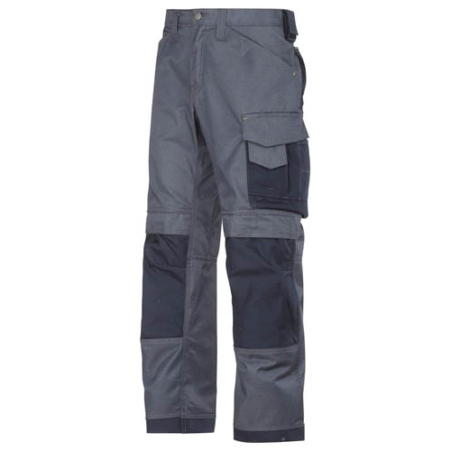 Snickers Workwear 3312 3-Series DuraTwill Trousers Muted Navy LIMITED STOCK