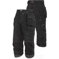 Snickers 3923 Rip-stop Holster Pirate Trousers Navy