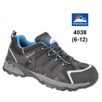 Himalayan 4038 S1P SRC Safety Trainer with Toe Cap and Midsole