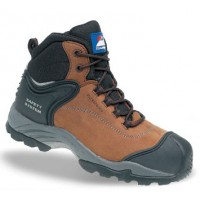 Himalayan 4104 Brown/Black Safety Boots