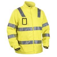 Blaklader 4833 High Vis Fleece Jacket