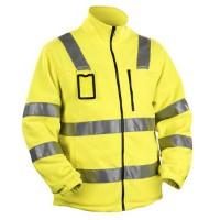 Blaklader 4853 High Vis Fleece Jacket