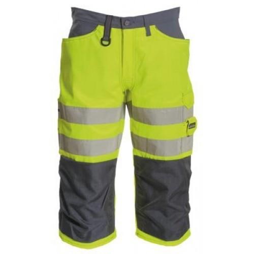 Tranemo Ce-Me Hi-Vis 3/4 Length Trousers