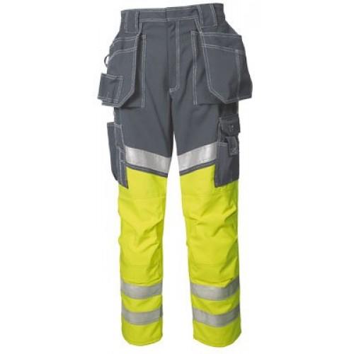 Tranemo Cantex FR Hi-Vis Craftsman Trouser