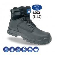 Himalayan 5202 Safety Boots With Composite Toe Caps & Midsole