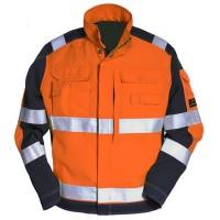 Tranemo Aramid Flame-Retardant Hi-Vis Jacket